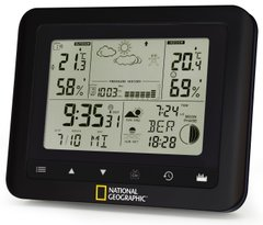Метеостанция National Geographic Weather Stations Black